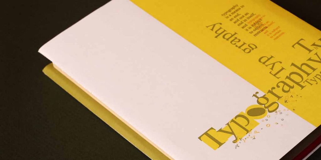 Typography Book Typography — Book Jacket | Dn8